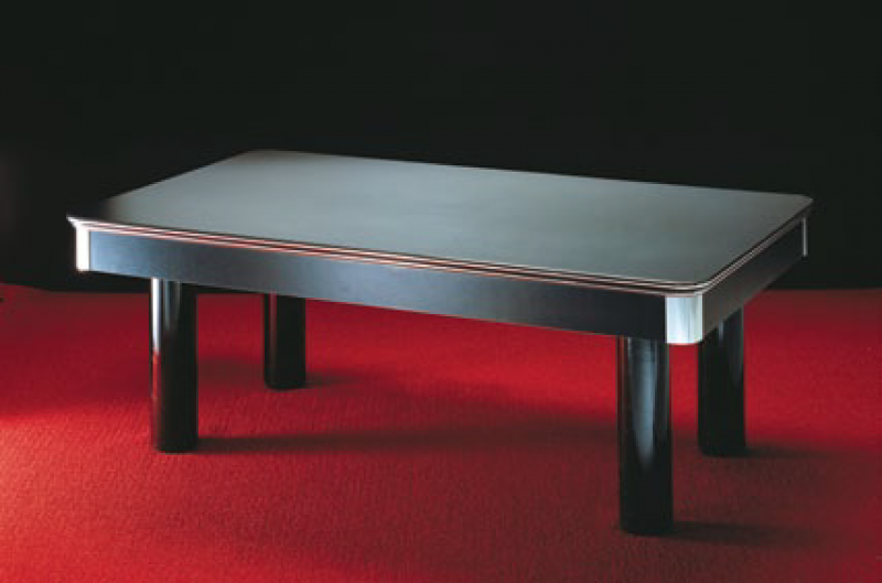 Red Devil Billiard Table