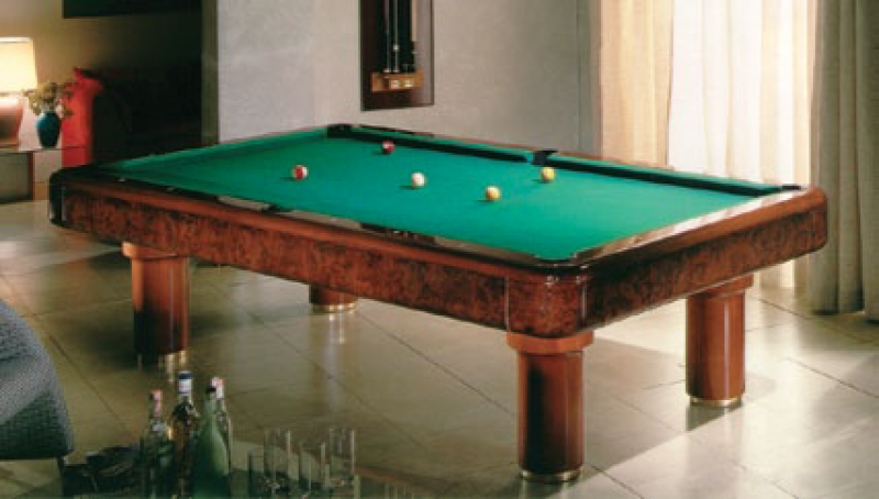 VL89 Billiard Table 224x112
