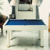 Dynamic Mozart 7 ft Pool Table - White Elephant Billiard Table