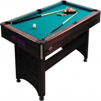 Neuigkeiten - Buffalo Rosewood pool table 7ft