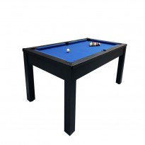 Pool table Riley Semi Pro 7ft brown - Pool table Riley Challenger 7ft black