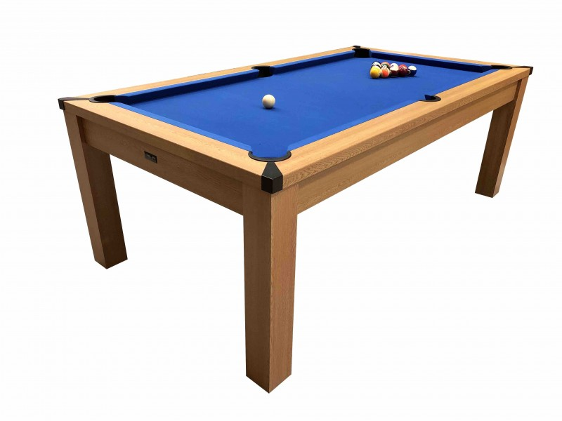 Mesa de pool Riley Semi Pro 7ft marrón
