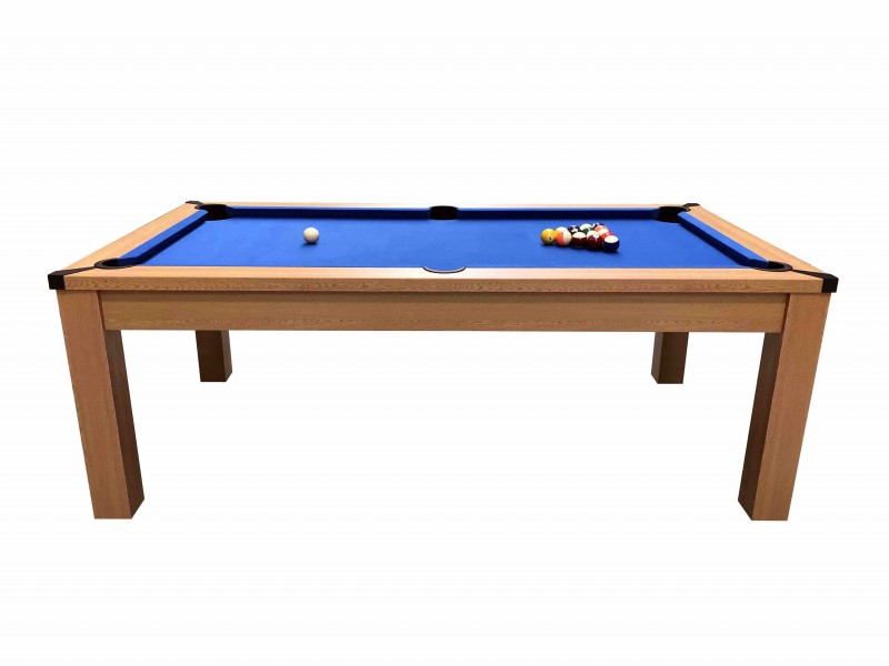Pool table Riley Semi Pro 7ft brown