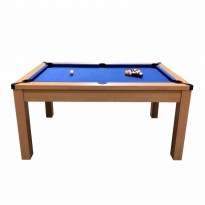 Neuigkeiten - Pool table Riley Semi Pro 7ft brown