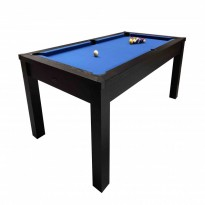 Pool table Riley Semi Pro 7ft brown - Pool table Riley Semi Pro 7ft black