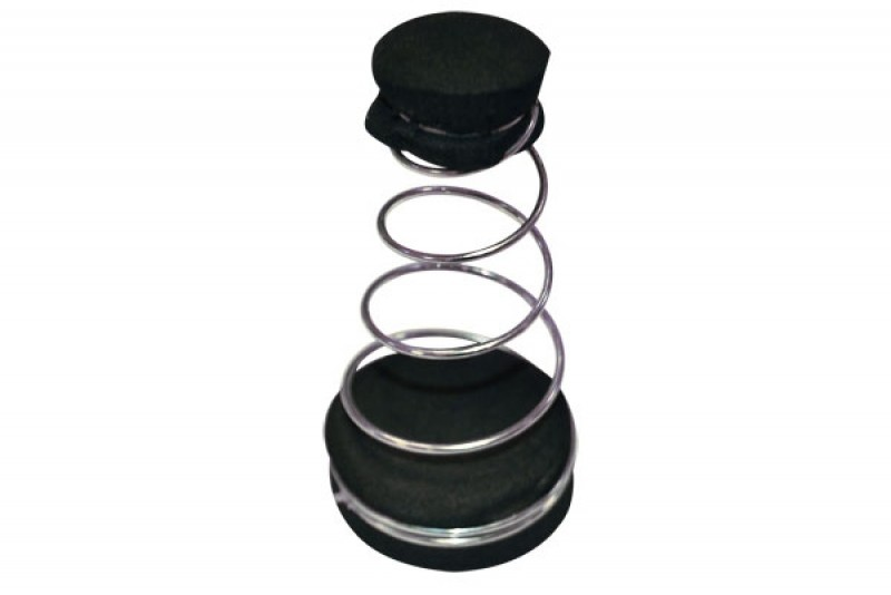 Coil spring for cue-bags small,for Shafts