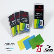 Products catalogue - Longoni Abrado Cue Papers
