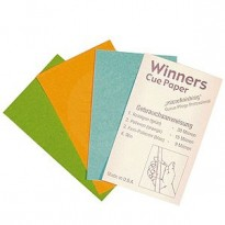 Products catalogue - Winners Cue Paper