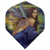 Catalogo di prodotti - Dart Flight Bull's Alchemy Lady Butterfly