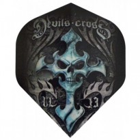Catalogo di prodotti - Dart Flight Bull's Devil's Cross