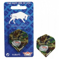 Catalogo di prodotti - Dart Flight Bull's Powerflite Dog Tag