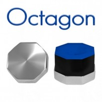 Metalic Chalk Holder Molinari - Octagon Octogonal Chalk Holder