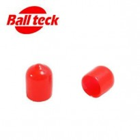 13mm black tip protector - Red Cue Tip Protector - 11 mm