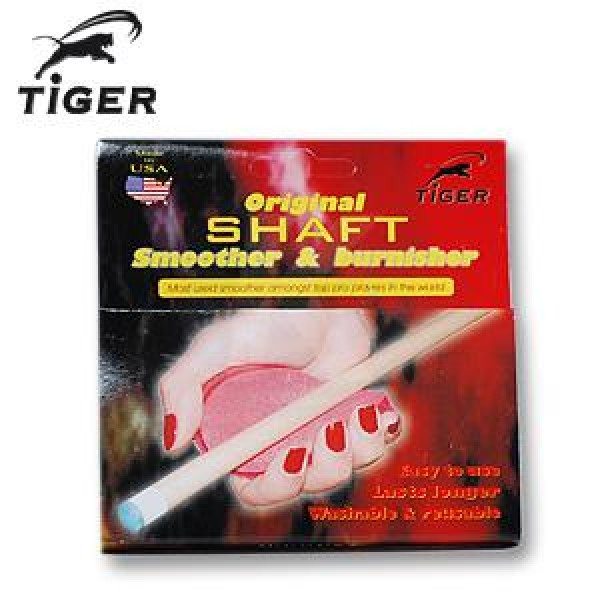 Tiger Shaft Smoother and Burnisher