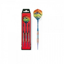 Dart Set One80 Revolution Reptile 18g Soft Tip - Dart Set Karella KT-5 18g Soft Tip