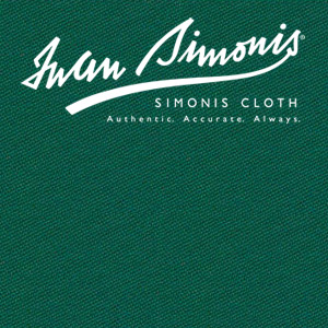 Simonis 300 Rapid Blue-Green