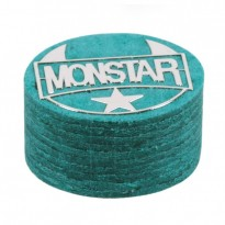Monstar Green 14mm Cue Tip