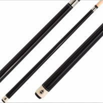Longoni Black Jump/Break cue - Billiard Cue Classic Break Jump 5/16x18