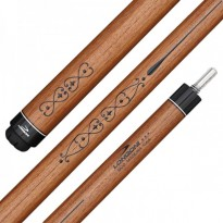 Adam 905 Super Professional Carom Billiard Cue - Longoni Madeira Kotibe Karambol Queue