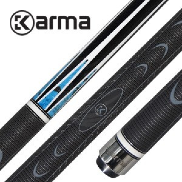 Karma Blue Dila K2 Grip Billiard Cue