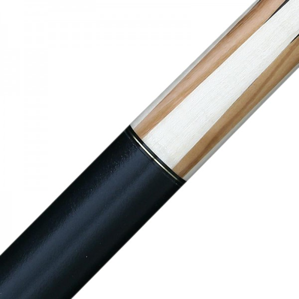 Longoni Niels Feijen T12-S2 pool cue with leather grip