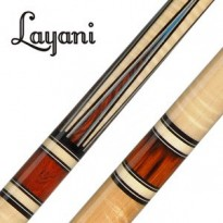 Layani Grand Slam Carom Billiard Cue - Layani Soumagne 2 Special Edition Carom Cue Natural