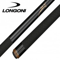 Products catalogue - Carom Cue Longoni Black Fox II HPG