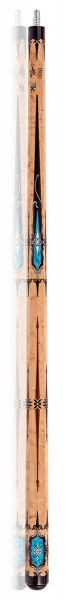 Theory Eternity Classic Turquoise Carom Cue