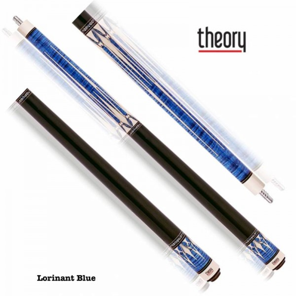 Theory Lorinant Classic Blue Carom Cue