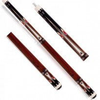 Products catalogue - Theory Lotus Snake Red Carom Cue
