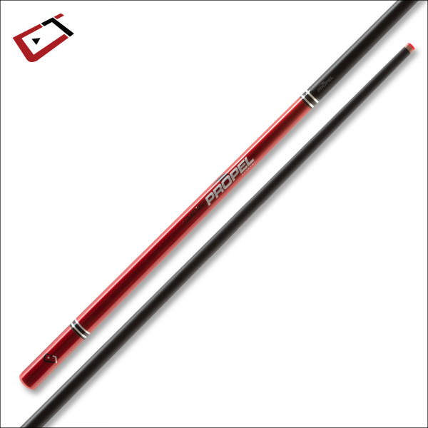 Cuetec Jump Cynergy Propel cue Red