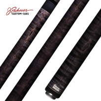 Carbon Break cue Becue Dark Matter - Pechauer Naked Break Cue with Black Ice Shaft
