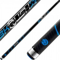 Carbon Break cue Becue Dark Matter - Predator BK RUSH Break Pool Cue SW