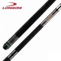 Predator BK RUSH Break Pool Cue SW - Longoni Black Jump/Break cue