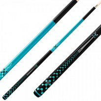Catalogue de produits - Break and Jump Pool Cue Poison VX5 BRK Blue