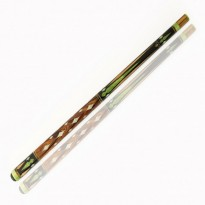 Products catalogue - Carom Cue Inviktcues Aquiles Green Dragon De Luxe Edition