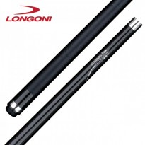 Longoni Crystal Fox Leather Carom Cue