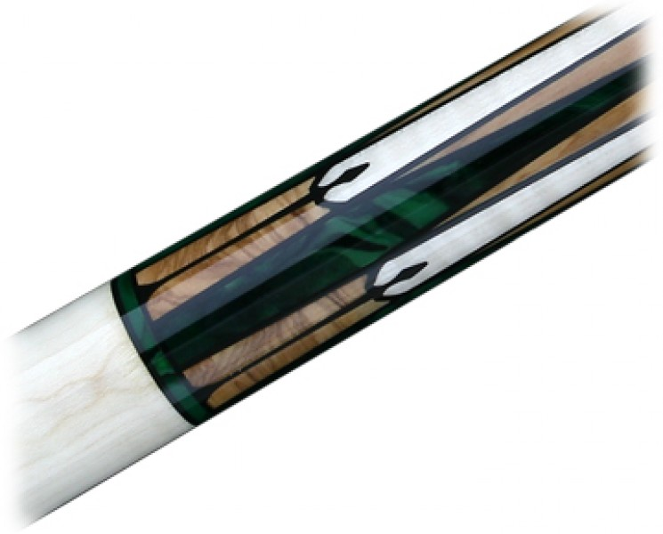 Longoni Galaxy White Signature Billiard Cue