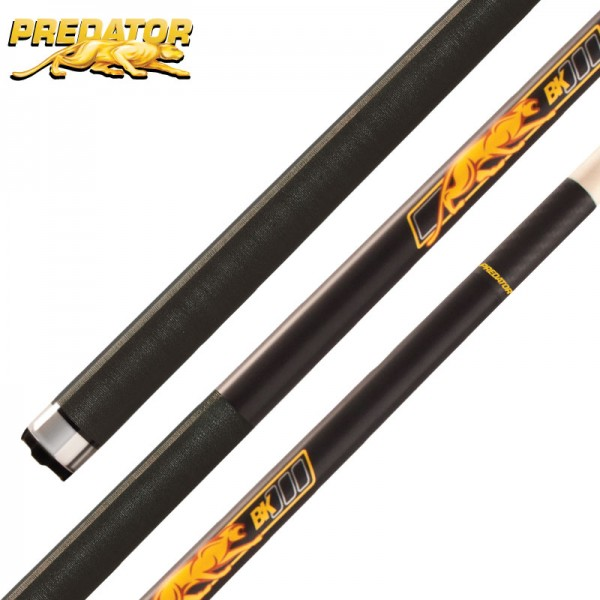 Predator BK3 Linen Break Cue