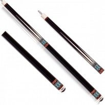 Theory Lorinant Collection Turquoise Carom Cue - Theory Bosphorus Blue Carom Billiard Cue