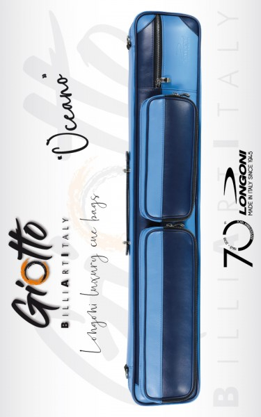 LONGONI GIOTTO OCEANO 4X8 SOFT CUE CASE