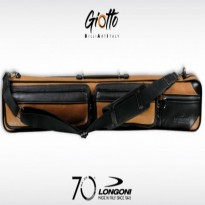 LONGONI GIOTTO OCEANO 4X8 SOFT CUE CASE - Longoni Giotto Autumn 4x8 soft cue case