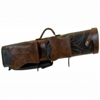 Products catalogue - Classic Lakota 1 2x4 Brown and Black Cue Case