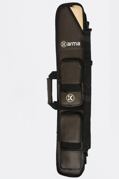 Karma Bara 2x4 Brown and Beige Cue Case