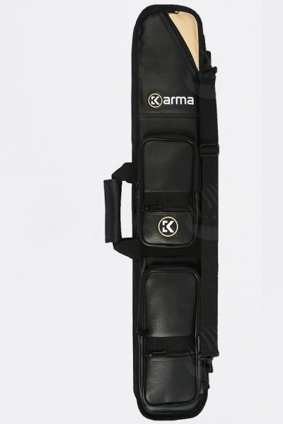 Karma Bara 2x4 Black and Beige Cue Case