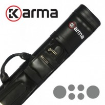 Products catalogue - Karma Vishaal 2x4 Cue Case for Billiard Cues
