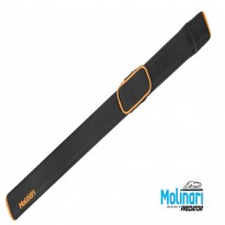 Molinari Cue-Tube cyan - Molinari Cue-Tube Black/Orange