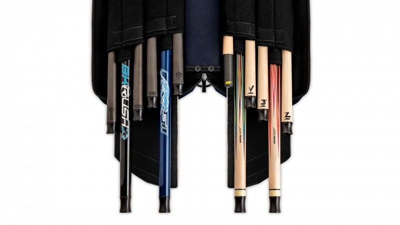 Predator Roadline Blue/White 4x8 Cue Case