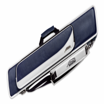 Catalogue de produits - Predator Roadline Blue/White 4x8 Cue Case