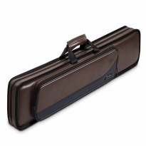 Predator Urbain 2x4 Blue Soft Cue Case - Predator Roadline Brown 4x8 Cue Case